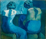 Pierreuses au bar (Picasso, 1902)