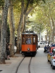 The famous Palma-Soller old tram line