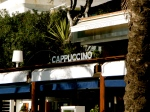 Cappuccino - the Marbella branch