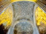 The original high-rise - the interior of the Catedral