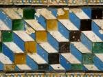Moorish geometric design