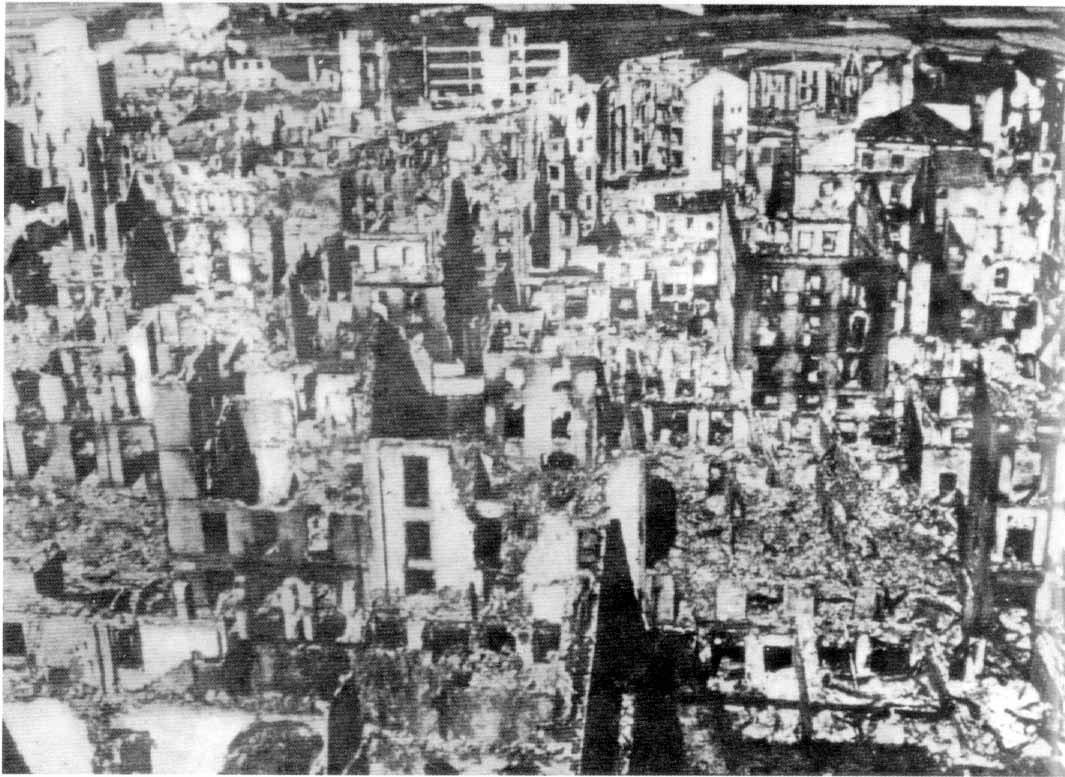 War On Canvas Guernica History Repeating Itself The Daily Norm