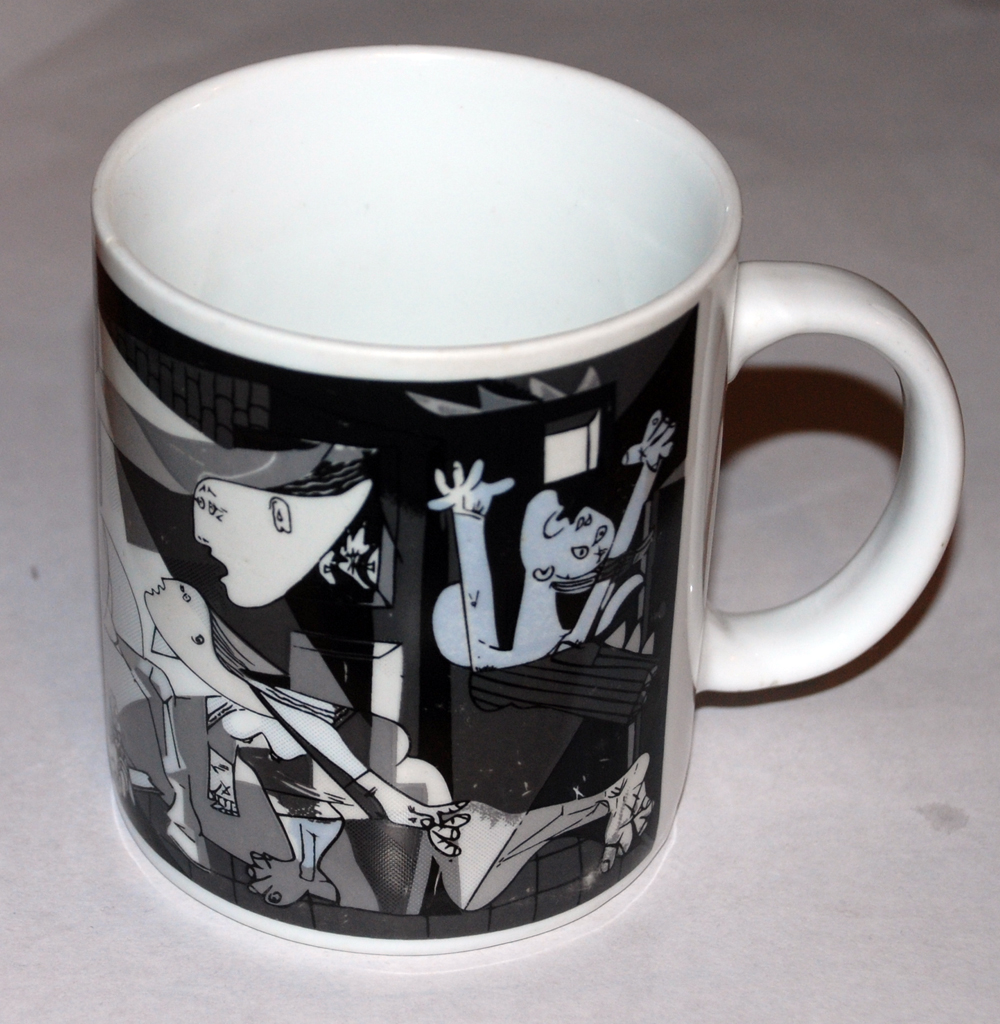 War on canvas guernica history repeating itself the daily norm guernica today merchandise favourite religious symbolism buycottarizona Gallery