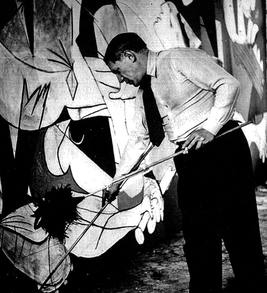 War on canvas: Guernica – history repeating itself | The ...
