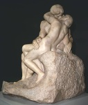 Auguste Rodin, The Kiss (1901-4)