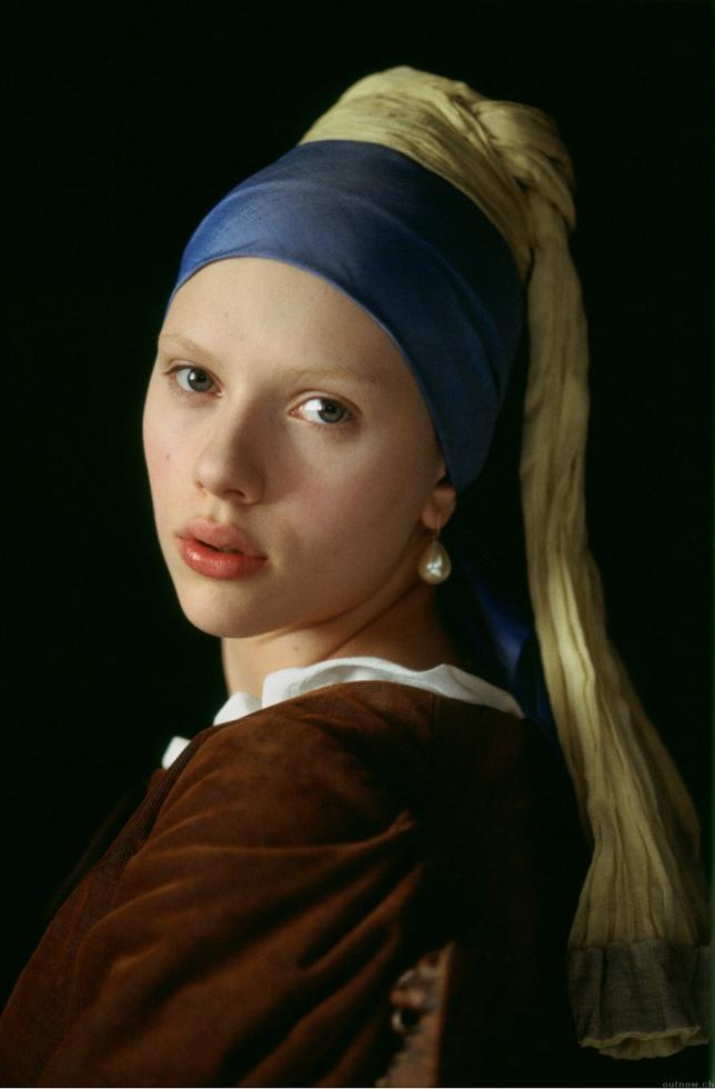 Girl with a pearl earring book resume