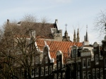 Amsterdam roofs