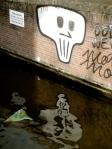 Canal graffiti