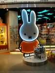Miffy madness at Amsterdam airport