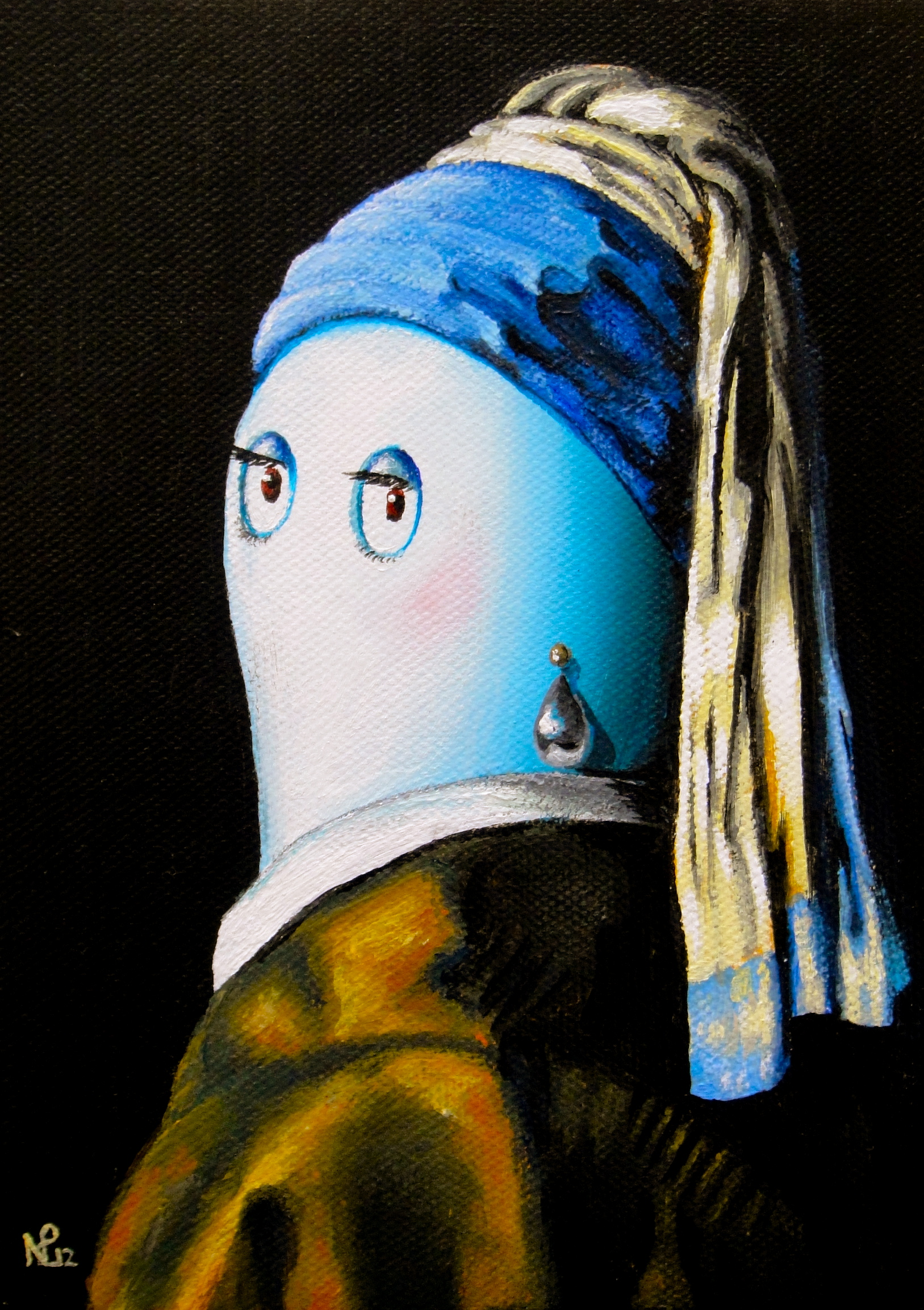 Posts Tagged 'girl With Pearl Earring'