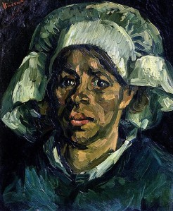 peasant-woman-vincent-van-gogh