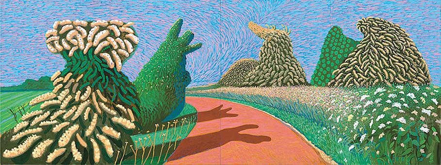David Hockney | The Daily Norm