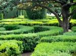 Gardens of the Plaza de Oriente