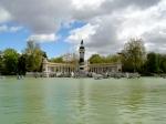 Pleasure pond in the Retiro