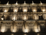 Plaza Mayor - illuminated to stunning effect