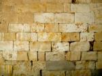 Salamanca's villamayor sandstone, showing signs of erosion