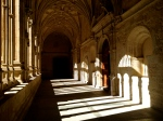 Cloisters in the Convento de San Esteban