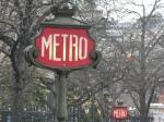 Paris' chic art nouveau Metro