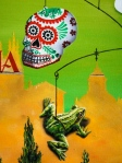 The Skull and the Frog