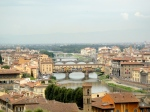 The famous River Arno