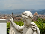 Florence, from the grounds of San Miniato