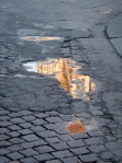 The Duomo in a puddle