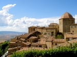 We had a chance to stop at Volterra on the way back from San Gimignano