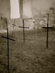 Cemetery in Bolgheri