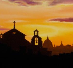 Rome Cityscape_2