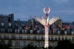 Funfair in Les Tulleries