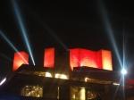 South bank light show