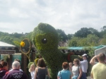 All in green - Tennis Wenlock