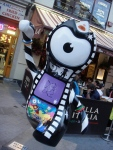 One of my favourites - movie Wenlock in Leicester Square