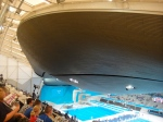 More of the Aquatic Centre curve