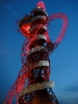 Anish Kapoor's whacky Orbit