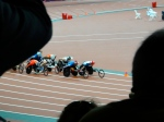 David Weir's victory draws closer