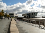 Museum of Liverpool and the new Pier Head Ferry Terminal