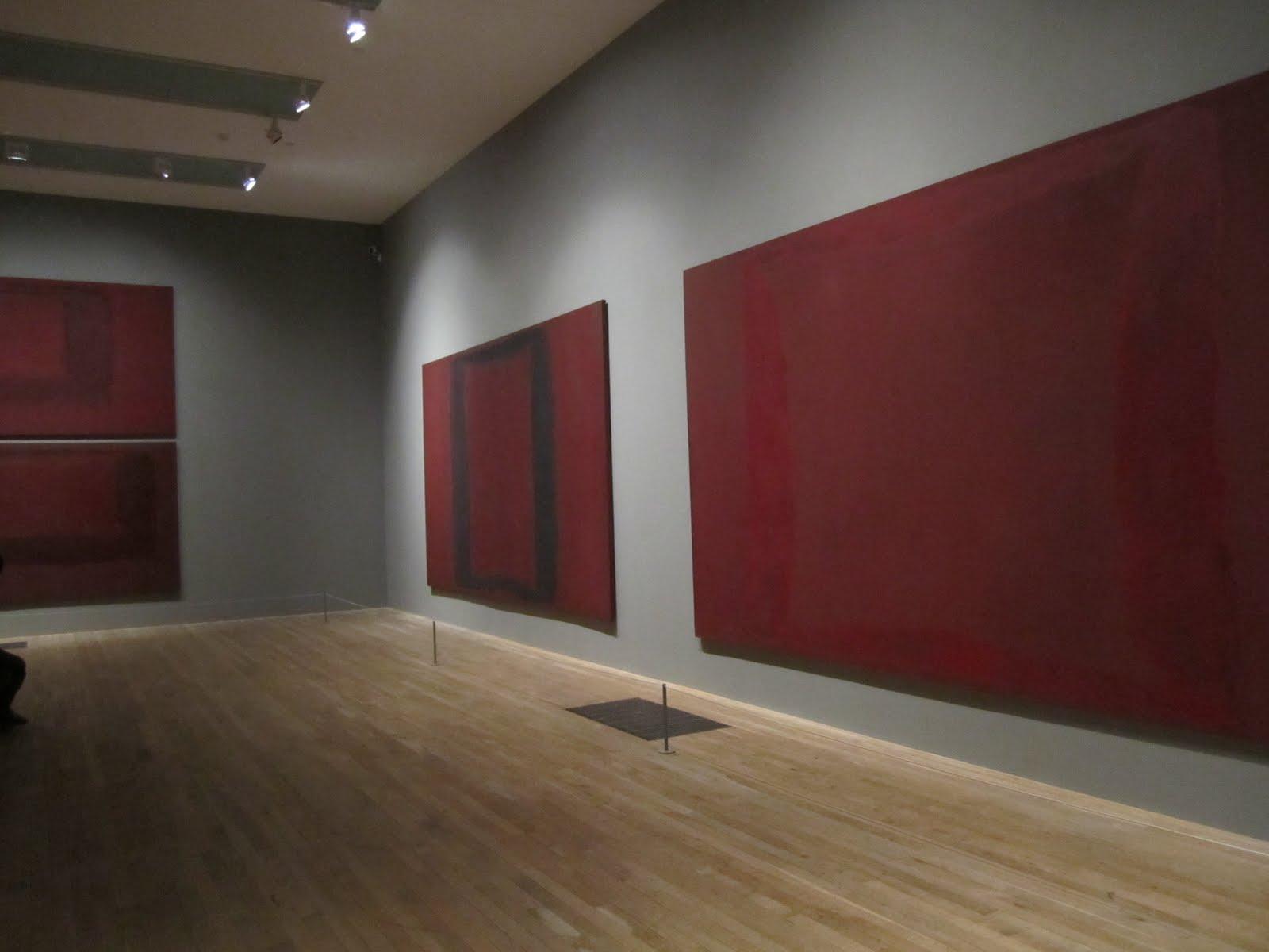 Rothko S Room Online