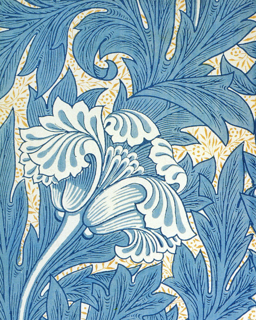 william morris-1875-tulip 1 3   The Daily Norm