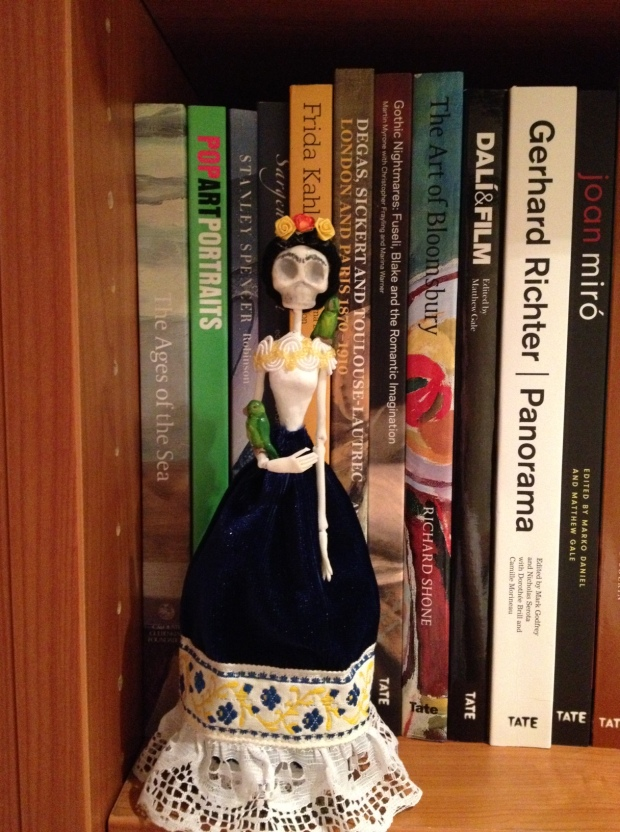 My Frida doll!