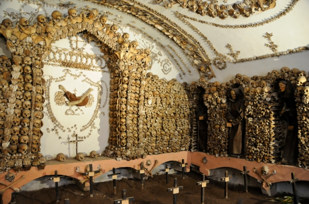 The Capuchin Crypt, Rome