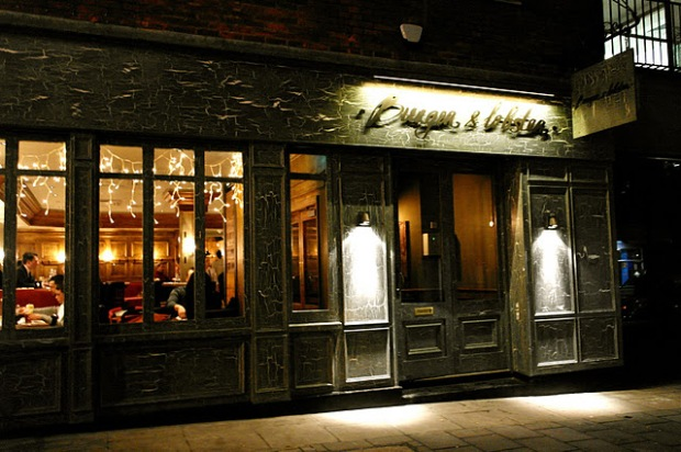 Burger and Lobster, Mayfair