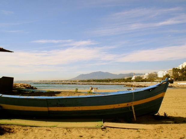 Its calm winter beaches