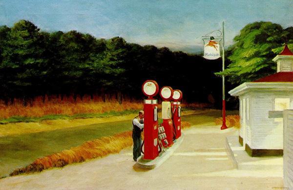Gas, 1940 (© MOMA, NY)