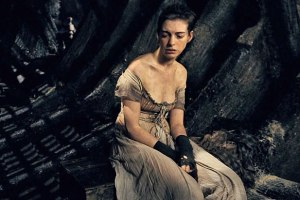 The brilliant Anne Hathaway as Fantine