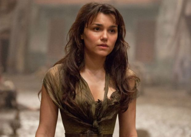 Samantha Barks as Éponine