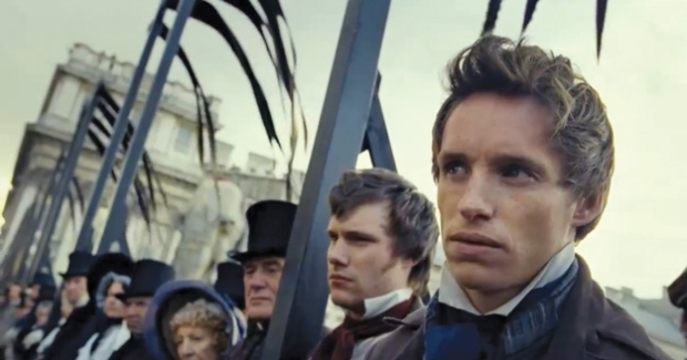 Marius joins the revolution