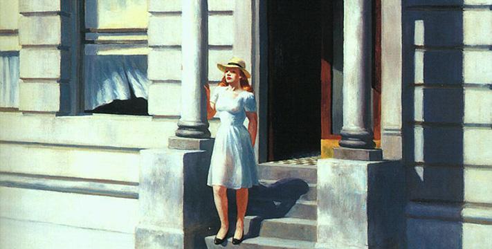 Summertime, 1943 (© Delaware Art Museum)