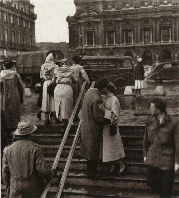 The Doisneau original
