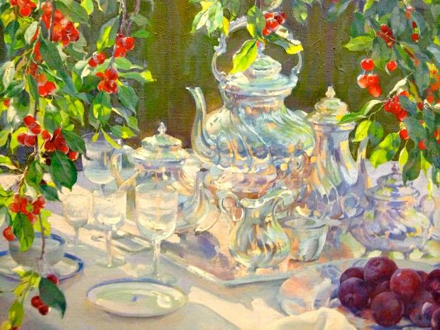 Francisco Pons Amau, Cherries (1886-1953)